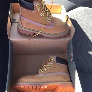 NIB Timberland toddler boots